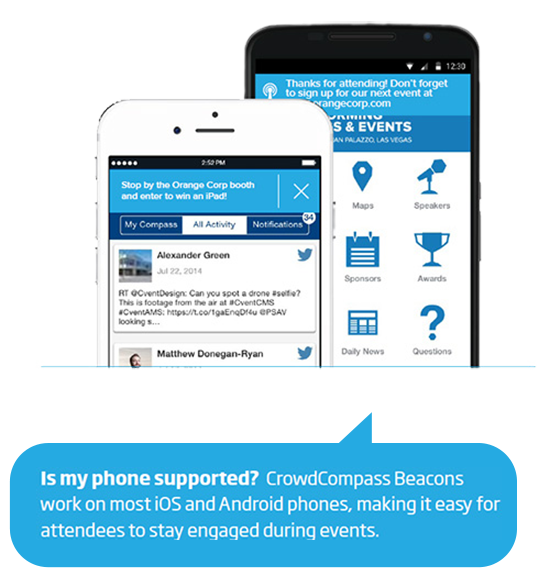 Mobile Apps for Events | CrowdCompass