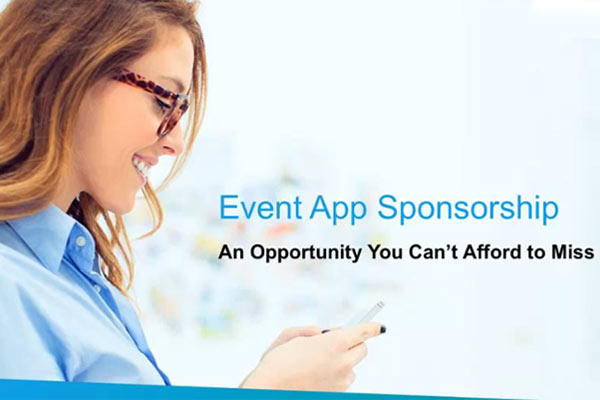 Mobile Event App Sponsorship