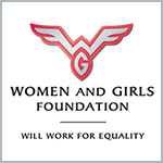 Women and Girls foundation Success stories logo